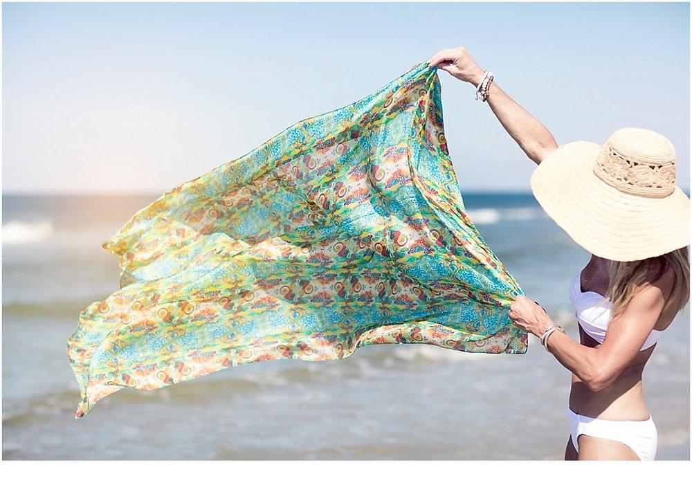 Héliquadrisme scarf