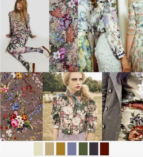 Floral Trend - Dark & Moody