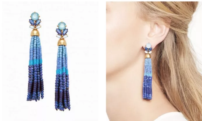 Stella & Dot - Statement Earrings