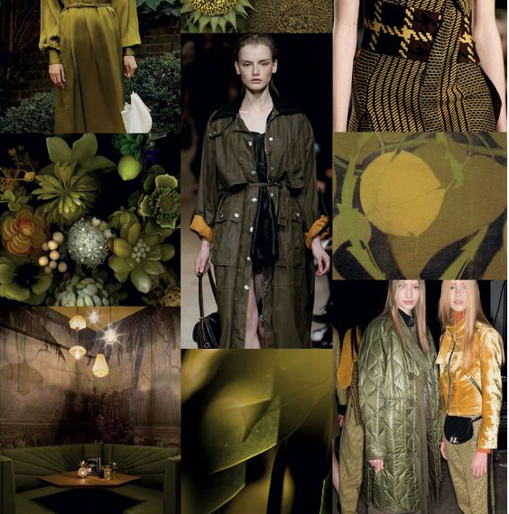 Autumn Olive - Wear it for fall