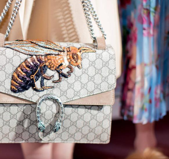 Gucci embroidery