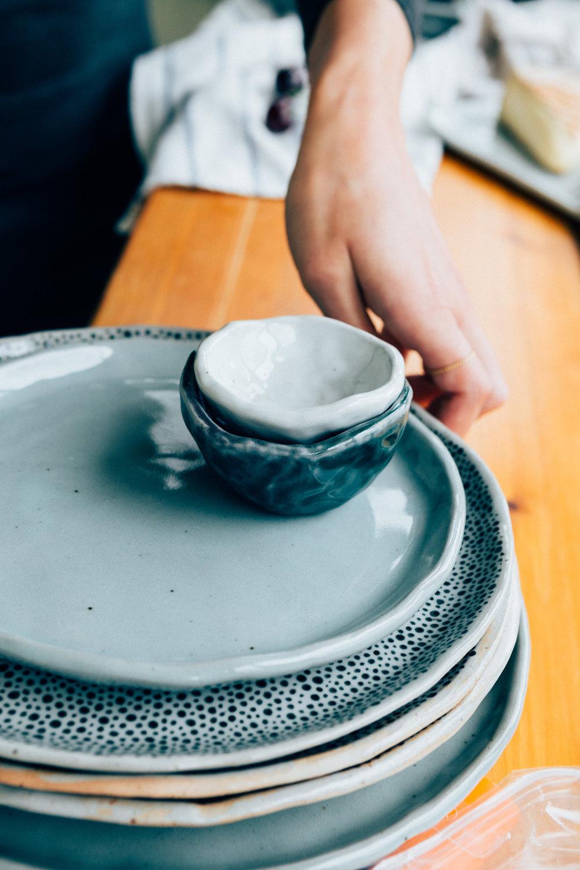 Ceramics by Rebecca Leigh Smith