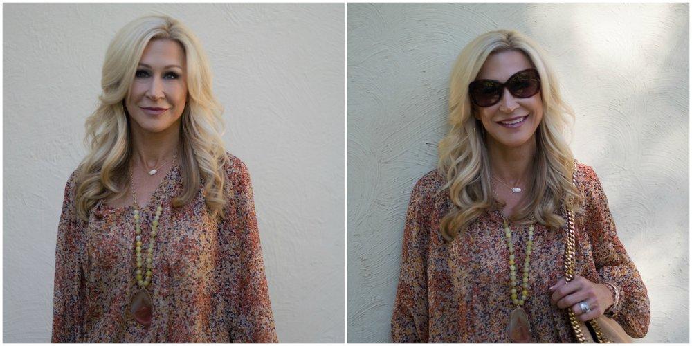 Crazy Blonde Life 70's Boho Style