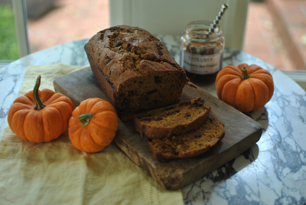 Williams Sonoma Pumpkin Bread