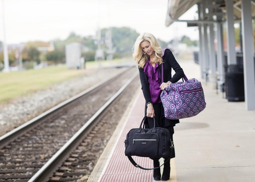 Vera Bradley Duffle Bags