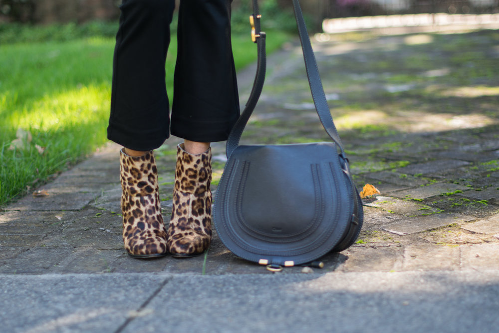 Chloe Bag - Rag and Bone Booties
