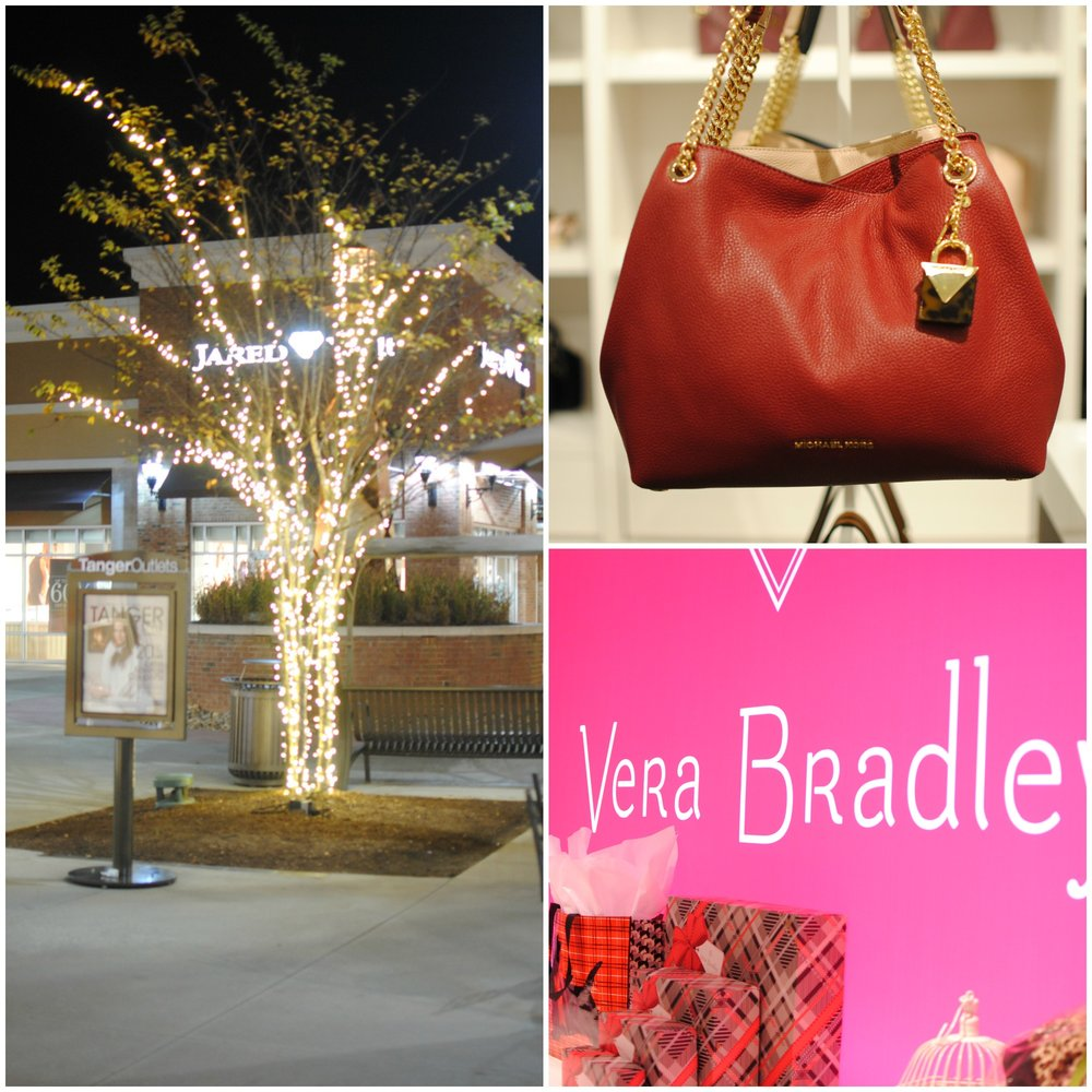 Tanger Outlets Blogger Event