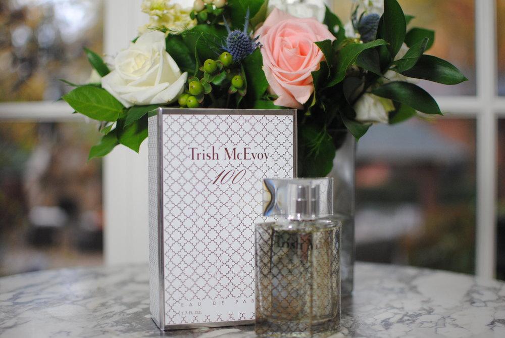 Trish McEvoy 100 Perfume