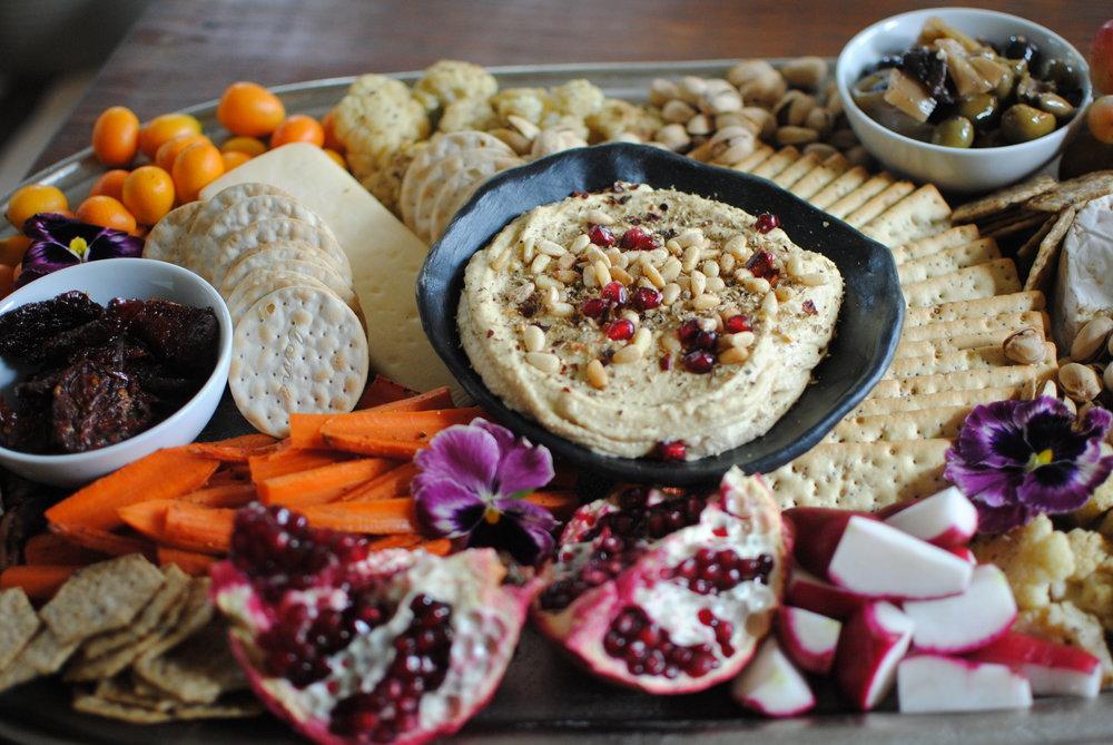 BySuzanne Gourmet Grazing Tray