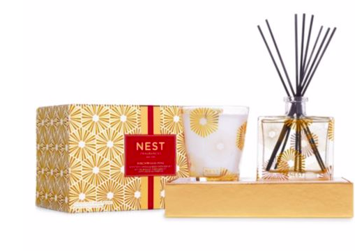 Birchwood Pine Candle and Diffuser Set - 72.00