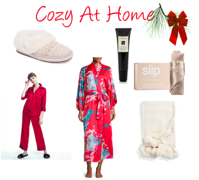 Cozy At Home Gift Guide