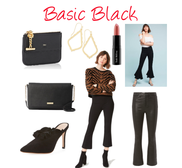 Basic Black Gift Guide