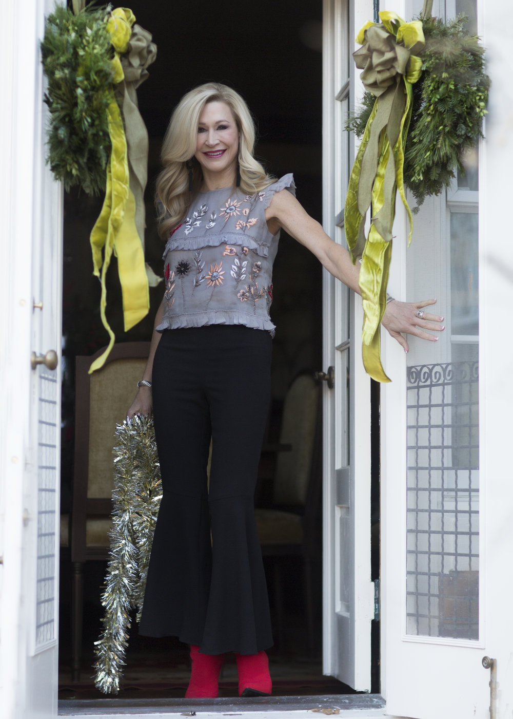 Holiday Entertaining Outfit