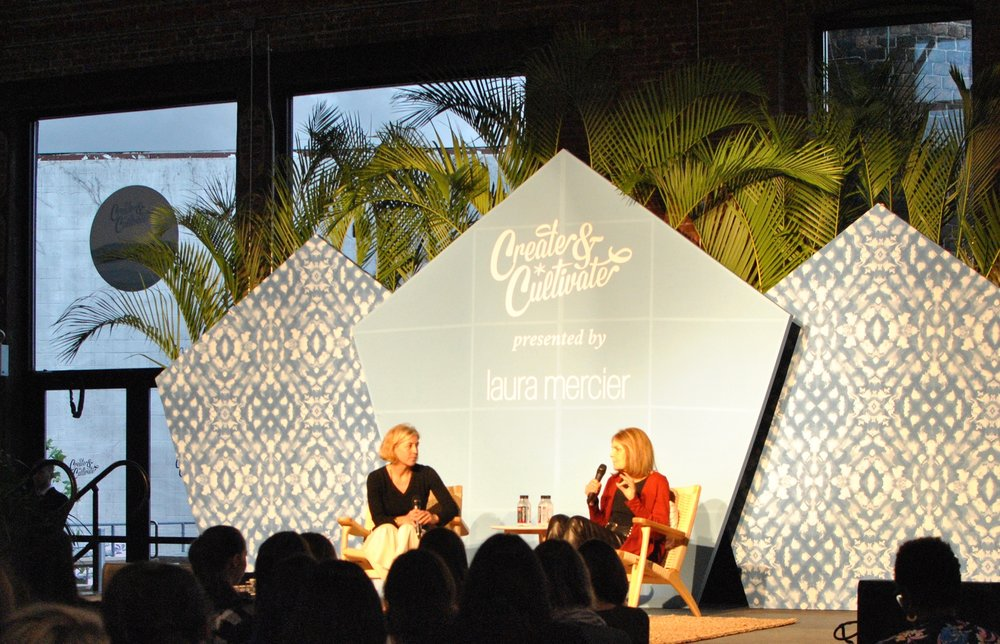 Gloria Steinem at Create and Cultivate