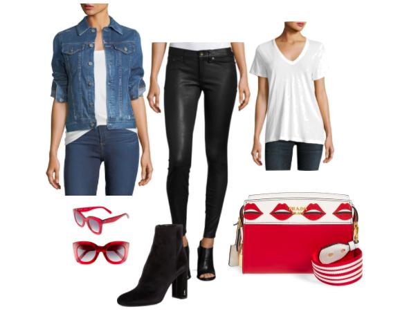 Wardrobe Essentials - Valentine's Day