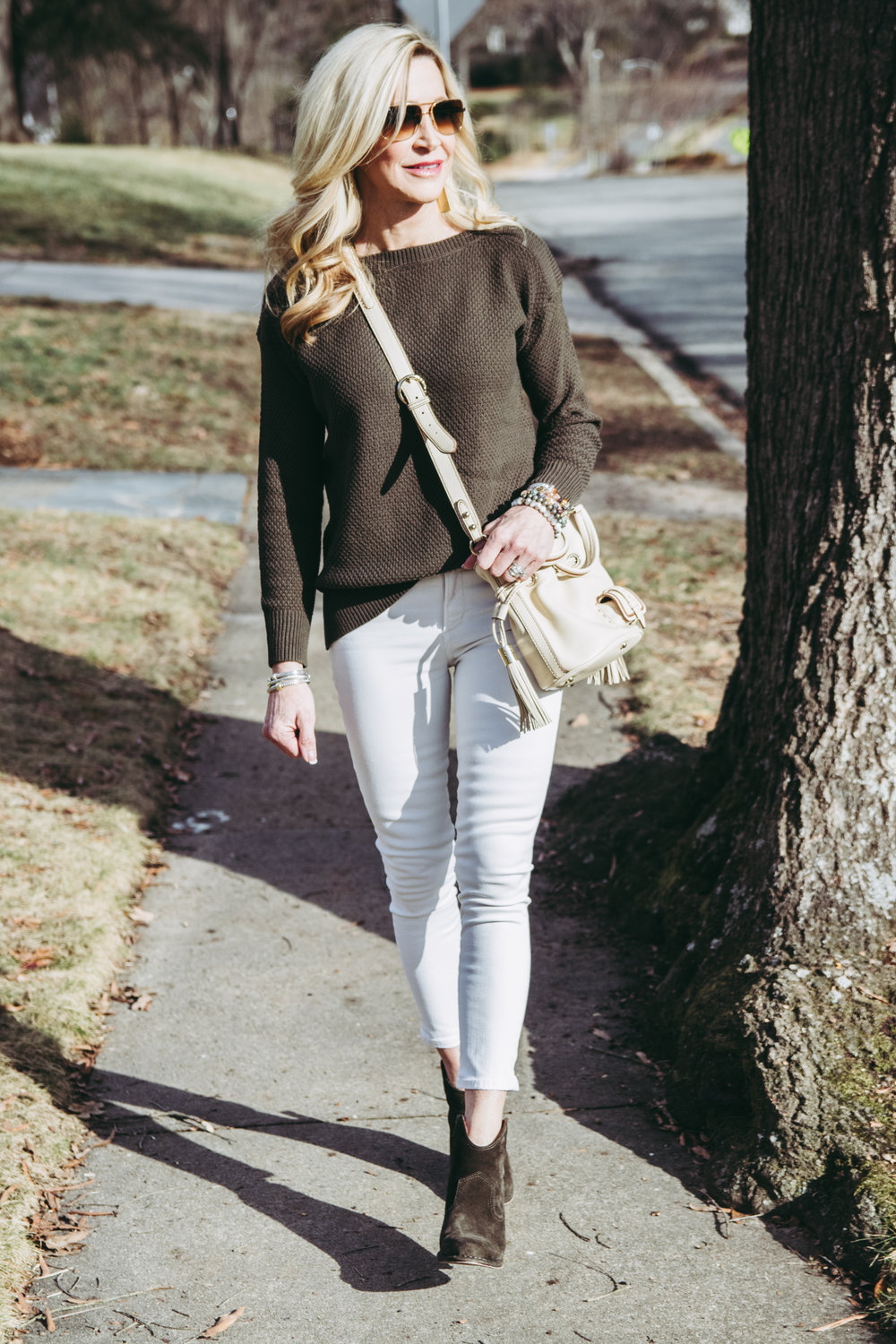 Early Spring Outfit