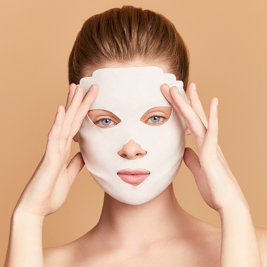 Trish McEvoy Instant Solutions Hydrate & Glow Dry Mask