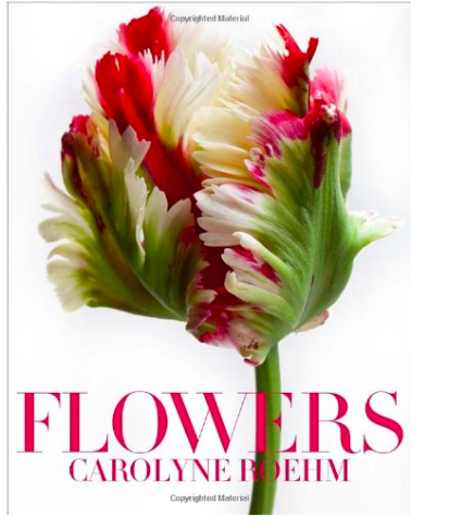 Flowers by Carolyn Roehm - This book is full of more than 300 images of flowers from her own garden!