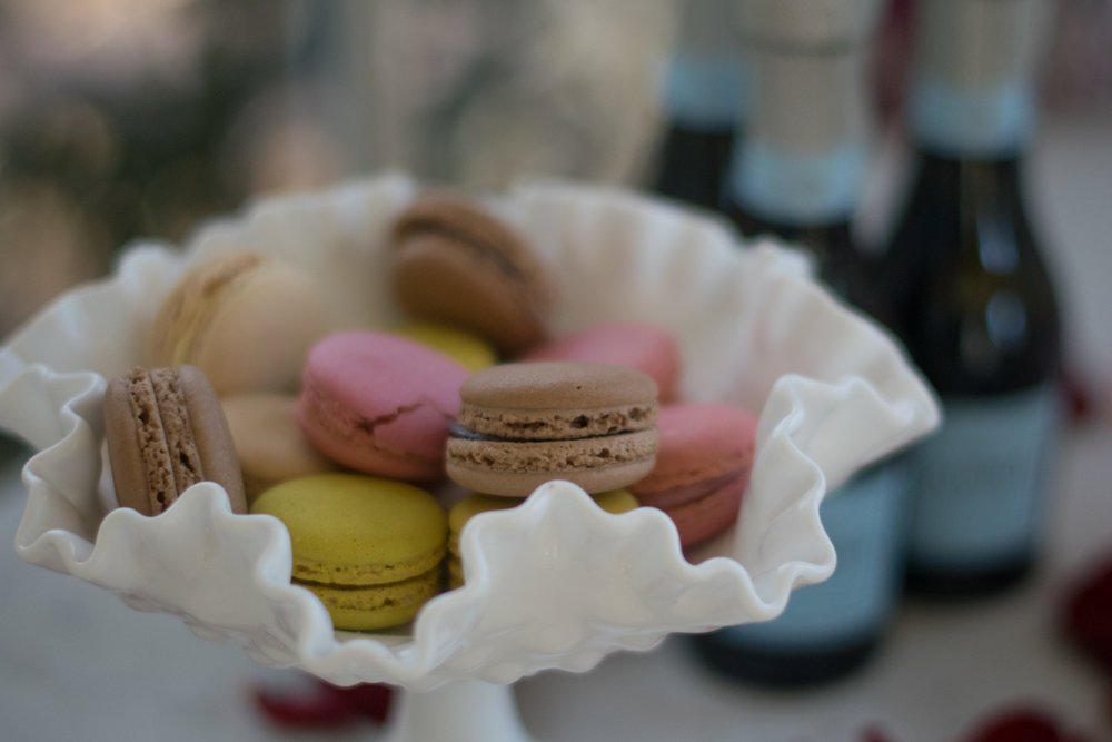 Macaroons for Valentine's Day