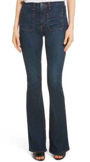 Veronica Beard - Flare Jeans