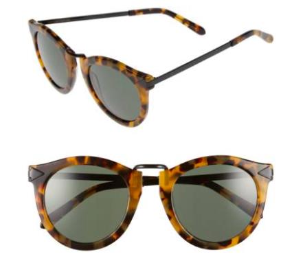 Karen Walker Sunglasses - $250.00