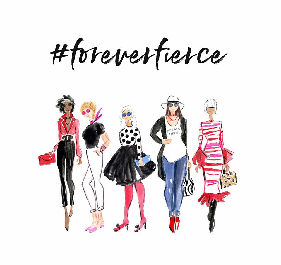 Forever Fierce Campaign 2018