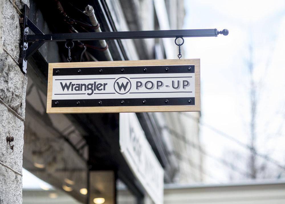 Wrangler Pop-up