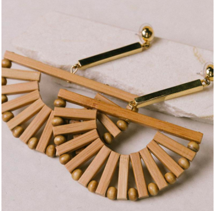 Cult Gaia Earrings - $98.00