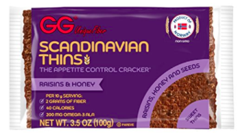 GG Scandinavian Thins - These are so delicious and healthy!