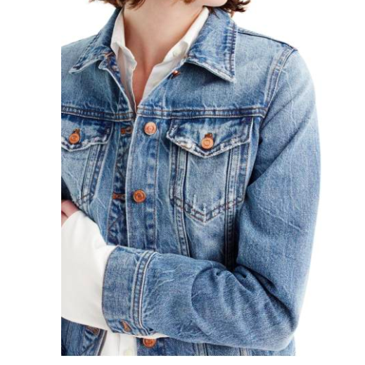 J Crew Denim Jacket - $110.00