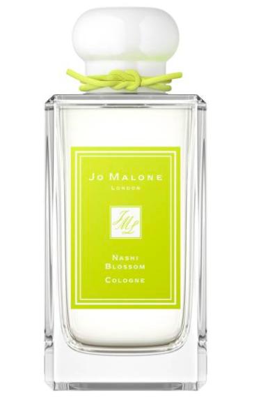 Jo Malone Nashi Blossom Cologne - Pomegranate Noir will always be my signature scent, but I like to mix things up sometimes!