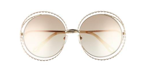 Chloe Sunglasses - I'm not sure I can pull these off, but I LOVE them!