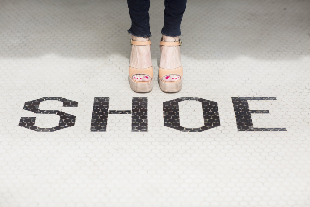 See by Chloe platform shoes