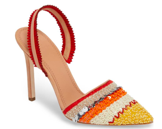 Buy a fun new pair of shoes! I'm loving these from Tory Burch! - 398.00 Nordstrom