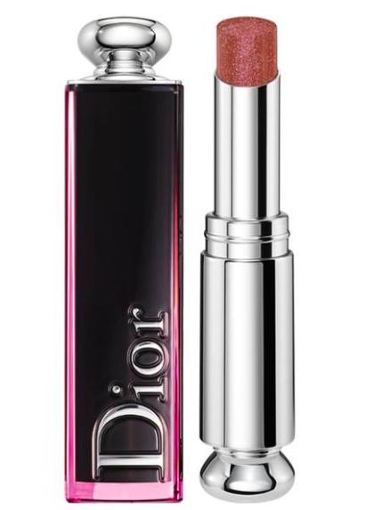 Dior Addict Lipstick - Glittery Nude