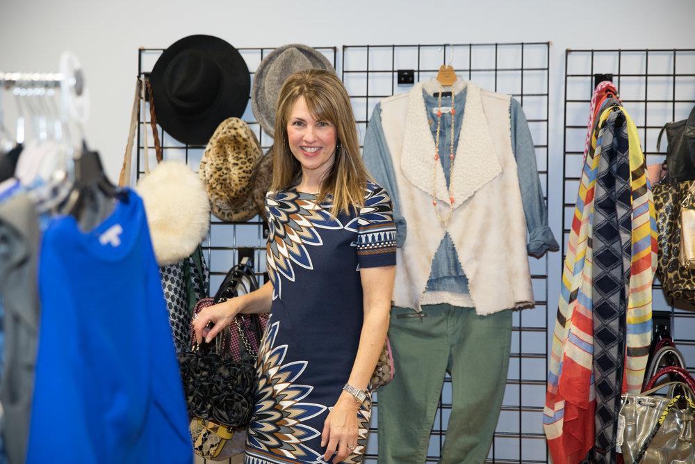 Susan Kanoff of Uncommon Threads
