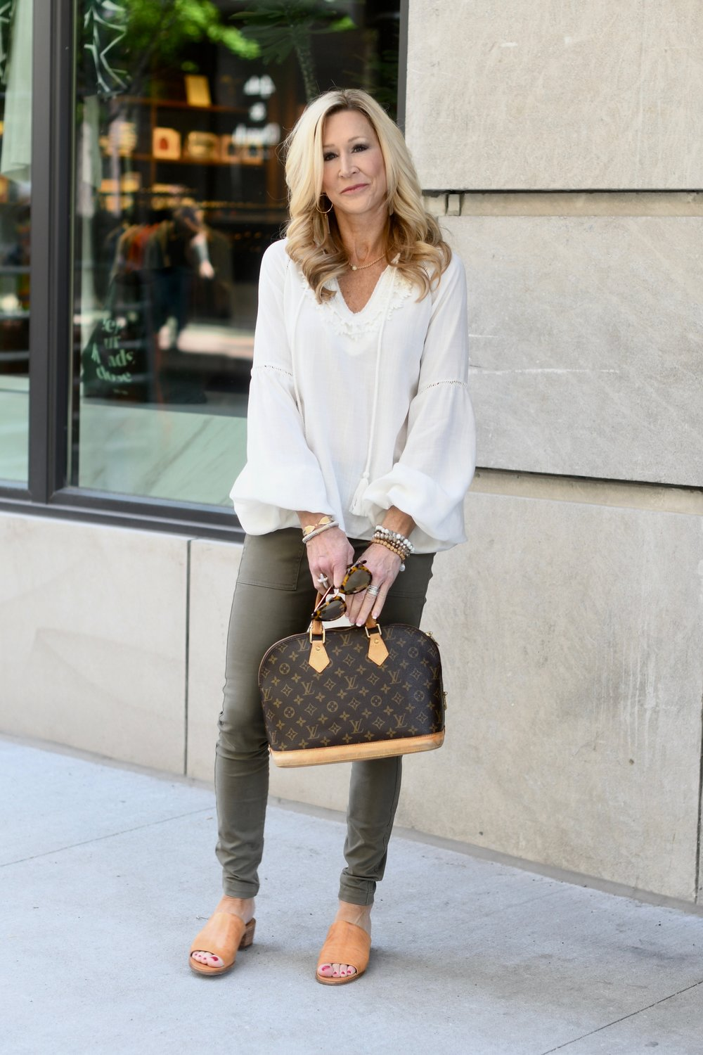 Spring Neutral Outfit Idea
