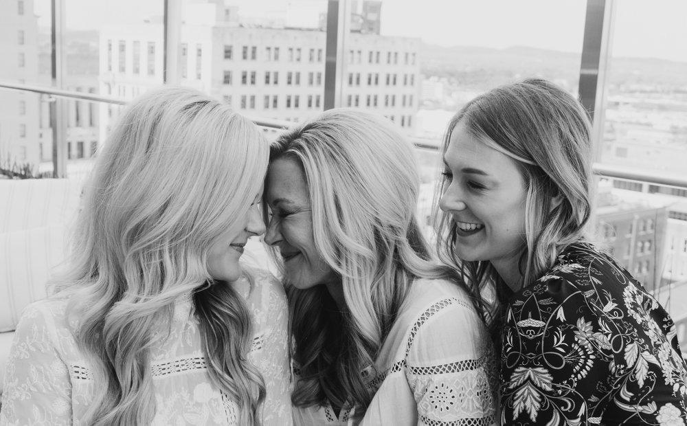 Nashville with my girls
