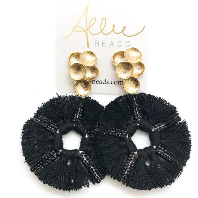 Allie Beads Earrings - $68.00