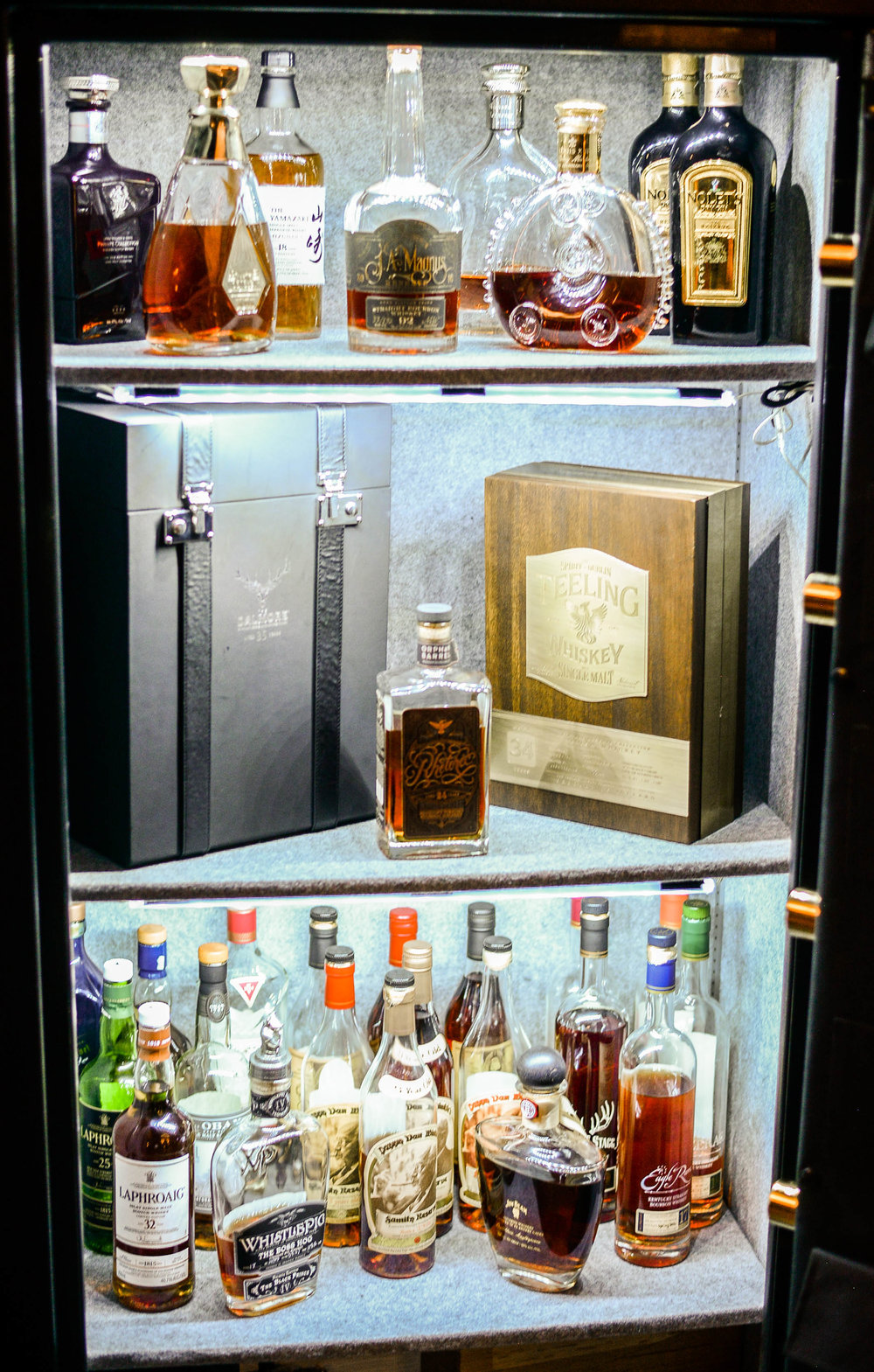 Reserves from the Vault at Quadrant, The Ritz Carlton Washington D.C.