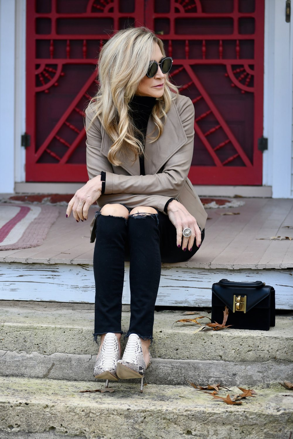 Everyday Effortless Style - Crazy Blonde Life