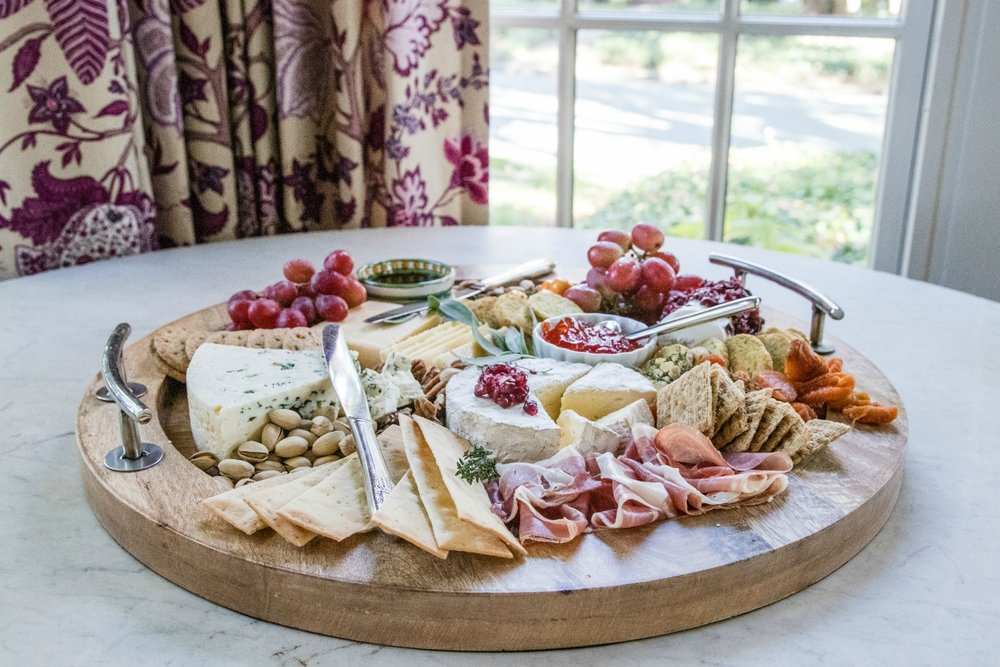 Fall Cheese Board - Crazy Blonde Style