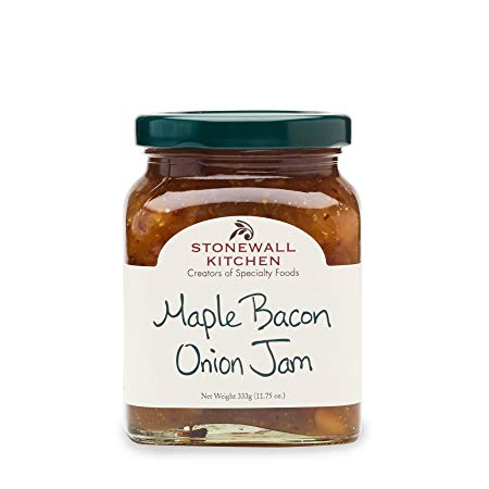 Perfect accompaniment for cheese! - Maple Bacon Onion Jam - Shop Here