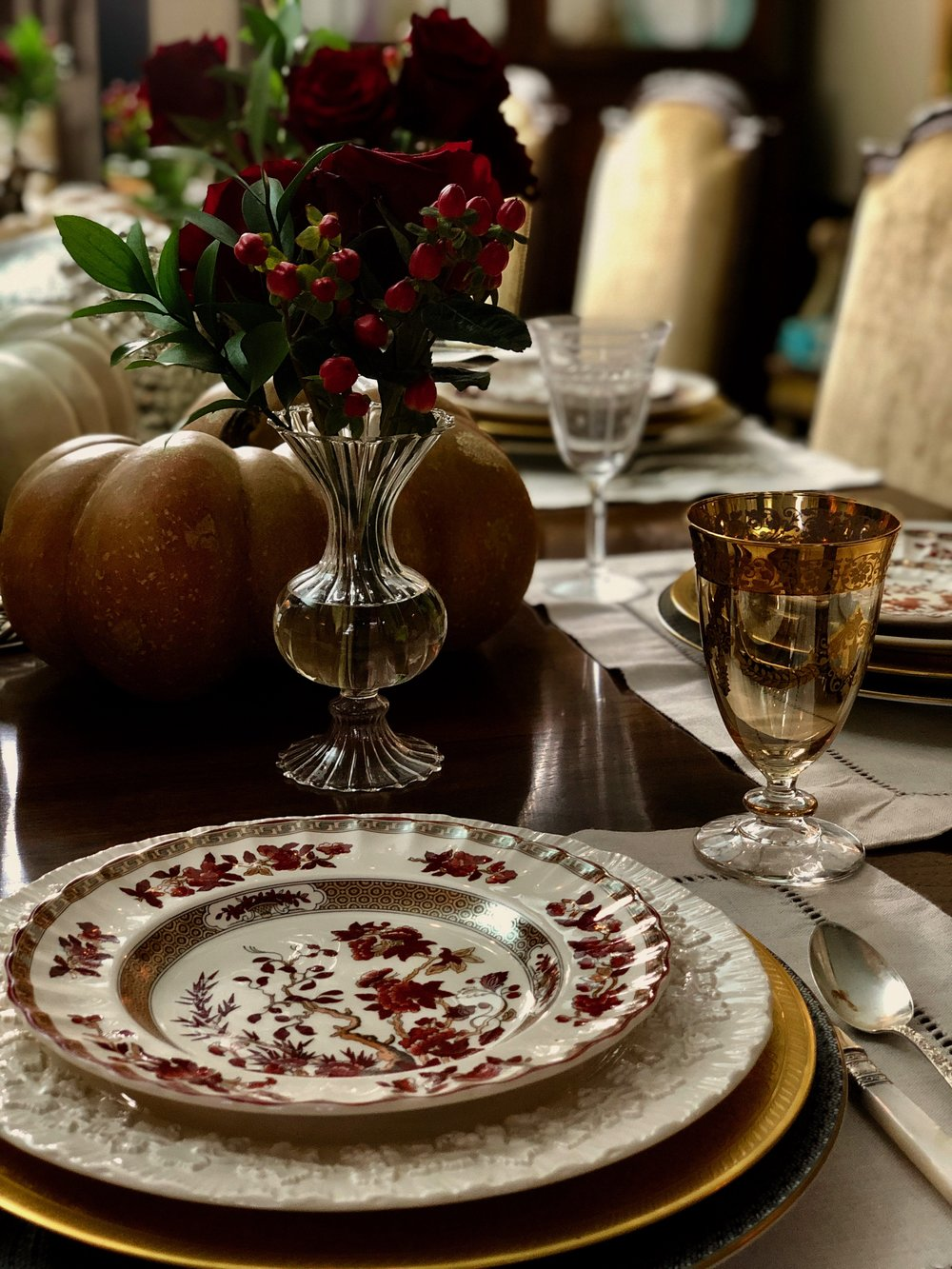 Thanksgiving Tabletop