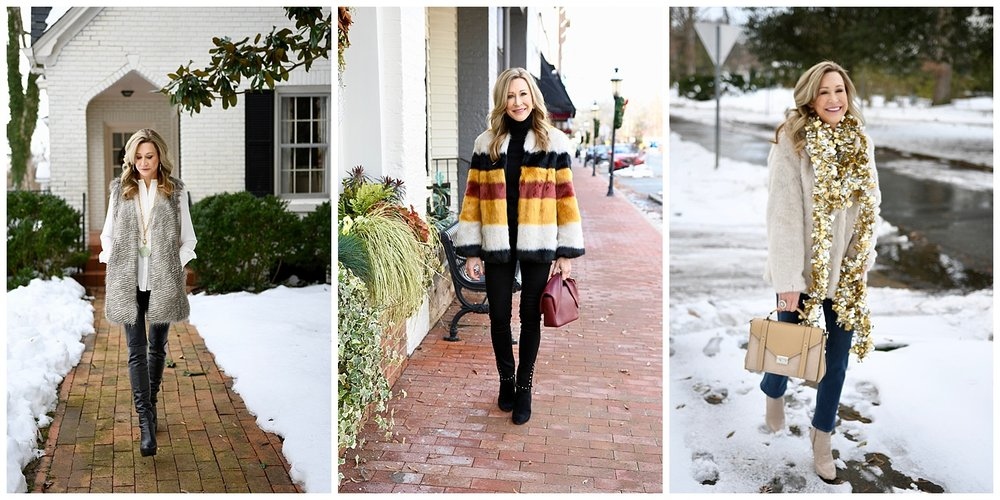 Winter Outfit Ideas - Crazy Blonde Style