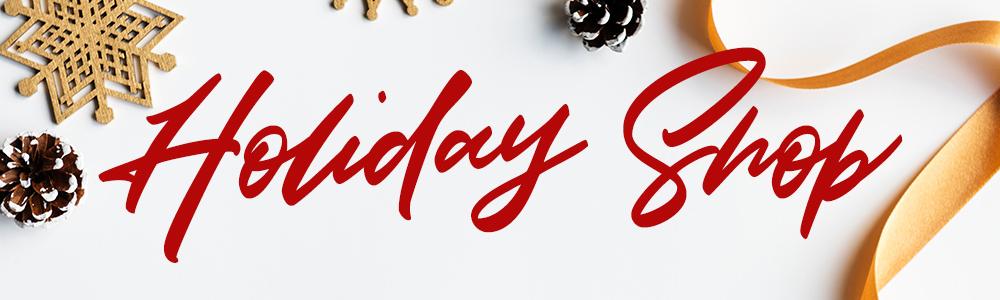 Holiday Shop - Crazy Blonde Life