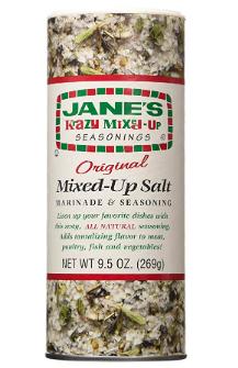 Jane's Mixed Up Salt - I order this in bulk!