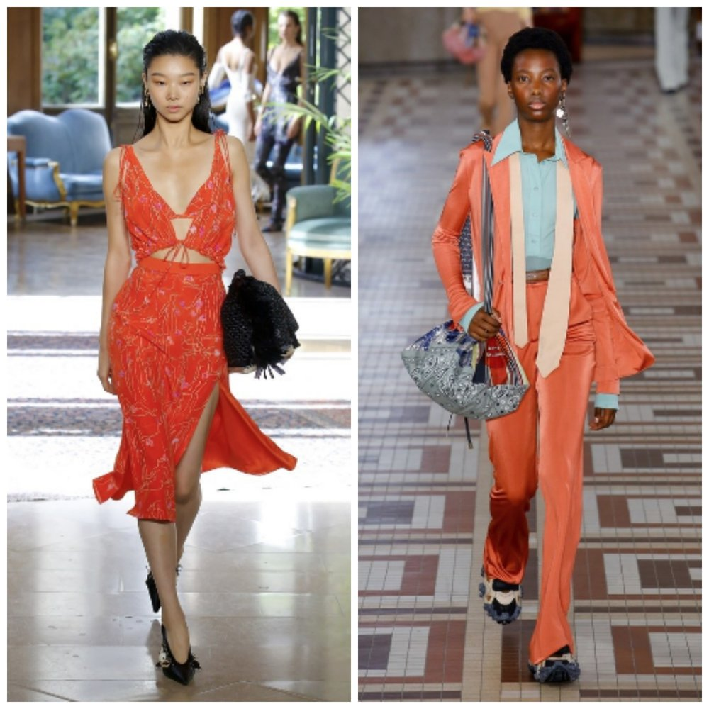Living Coral Trend Spring 2019