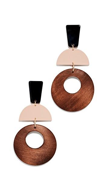 Shashi Moda Earrings -