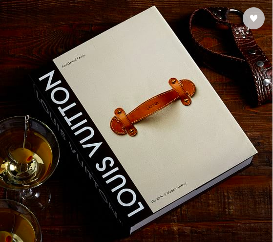 Louis Vuitton Coffee Table Book